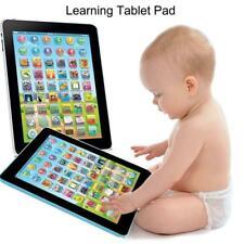 清 Baby Tablet Educational Toys Girl Boys 1-12 Year Old Toddler Learning English