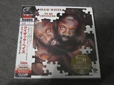 ISAAC HAYES to be continued JAPAN MINI LP SHM CD SEALED