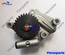 4TNV94HT 4TNV94L Oil Pump For Daewoo B55 S55 DX55 Excavator Diesel Engine Parts