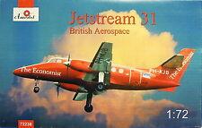 Jetstream 31, 1:72, Amodel ,Turboprop British Aerospace, NEU