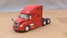 Dcp red Freightliner Cascadia sleeper tractor new no box