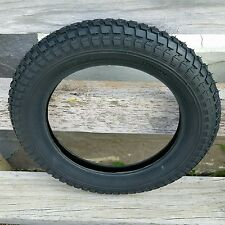 """12 1/2 x 2 1/4 Snakebelly All Black BMX 12"""" Scooter tire by CST"""