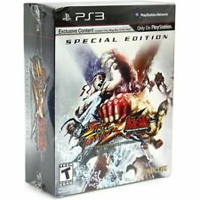 Street Fighter X Tekken: Special Edition( PS3 / Playstation 3)