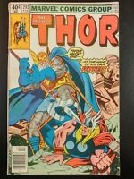 The MIGHTY THOR #292 (1980 MARVEL Comics) LOW GRADE Book