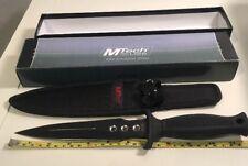 Mtech Usa Mt-454 Usa Fixed Blade Knife With Sheath Nib