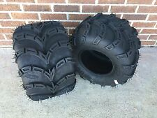 TWO ITP Mud Lite SP ATV Tire Kit- PAIR  (2) 20-11-9 Sport ATV Set 6 Ply 20x11x9