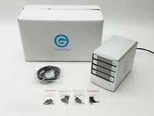 NEW G-TECHNOLOGY G-SPEED eS ENTERPRISE EXTERNAL 4-PORT PCIe eSATA RAID ENCLOSURE