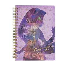 SUN-STAR DISNEY PRINCESS SILHOUETTE SERIES SPIRAL NOTEBOOK ( RAPUNZEL ) UA48886