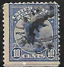 USA 1911 REGISTRATION STAMP 10 CENTS