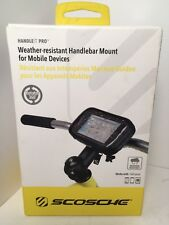 Scosche Handle It Pro Weather Resistant Handlebar Mount For Mobile Devices