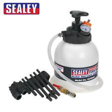 Sealey VS70095 Transmission Oil Filling Filler Tool System 3Ltr DSG CVT Adaptors