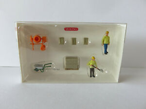 Wiking Modelle, Zubehör, Baustellen-Set, Wiking-Nr. 1200 49