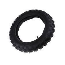 2.50-10 Rubber Tire & Inner Tube Set for Honda CRF50 XR50 PW50 Motorcycles