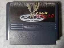 DIGITAL DEVIL STORY MEGAMI TENSEI II 2 SHIN NINTENDO FAMICOM NES GIAPPONESE JAP