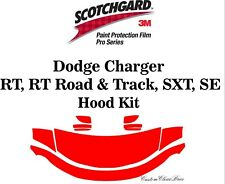 3M Scotchgard Paint Protection Film Pro Series 2016 2017 2018 2019 Dodge Charger