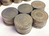 £100 Great British Pounds 1983-2016 type 100 x UK vintage One Pound Coins