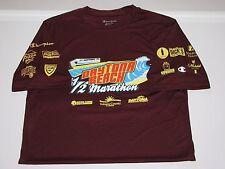 Daytona Beach 2013 Half Marathon Short Sleeve Running Shirt sz S, Small