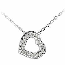 SWAROVSKI #956723 SWEETHEART PENDANT BRAND NIB LOVE NECKLACE CLEAR CRYSTAL