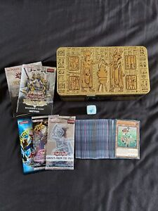 Yu-Gi-Oh Surprise Box! Ghosts From The Past + Boosters + Cards + MORE