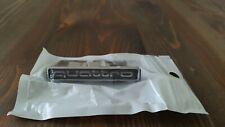 QUATTRO Audi A3 A4 A5 A6 A8 Q5 Q7 BS Grill Badge Emblem Best Quality UK Stock