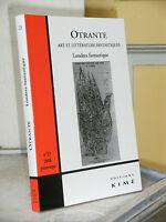 REVUE OTRANTE N°23 - LONDRES FANTASTIQUE - ART ET LITTERATURE FANTASTIQUE