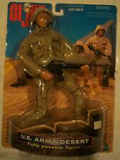 G.I.JOE U.S. ARMY DESERT Fully posable figure