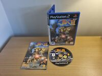 PLAYSTATION 2 - PS2 - JAK II 2: RENEGADE - COMPLETE WITH MANUAL - FREE P&P