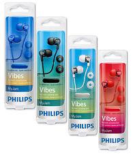 Kopfhörer MyJam Philips Vibes In Ear NEU und OVP Rot Blau Weiß Schwarz WOW +++