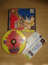 Ganbare GOEMON Kurunara Koi jeu konami PS1 import jap