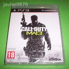 CALL OF DUTY MODERN WARFARE 3 NUEVO Y PRECINTADO PAL ESPAÑA PLAYSTATION 3 PS3
