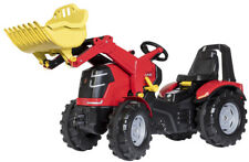 Rolly Toys RollyX-Trac Premium Traktor mit Frontlader (Rot)