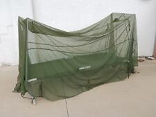 Us Army Issue Insect Net, Mosquito Net 'Bar' Insect Barrier Field Net