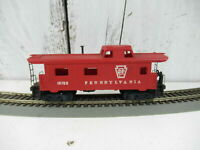 TYCO HO Scale Pennsylvania - 8 Wheel Caboose - #15723
