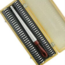British A-Z+6 Finger Gauge Size & Ring Sizer Boxed Measure Jewellery Crafts Tool