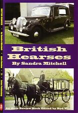 Book British Hearses Funeral Cars Ford Daimler Austin Volvo Mercedes Auto Review