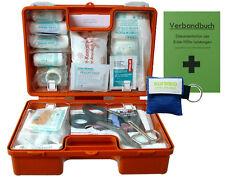 """Erste-Hilfe-Koffer M1 PLUS mit """"Notfallbeatmungshilfe"""" für Betriebe DIN/EN 13157"""