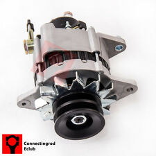Alternator with Pump for Nissan Patrol TD42 RD28 Terrano R20 Navara TD27 Diesel