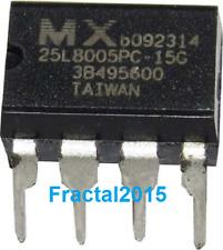 1PCS MX25L8005PC-15G MX25L8005PC MX25L8005 25L8005PC-15G DIP8