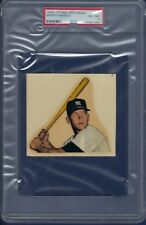 1956/57 MAC BOY DECAL MICKEY MANTLE PSA 6 EXMT - ONLY TWO GRADED HIGHER