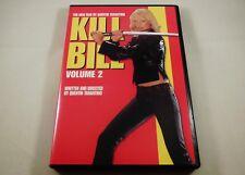 Kill Bill: Volume 2 DVD Uma Thurman, David Carradine, Michael Madsen
