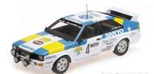 Audi Quattro #4 International Swedish Rally 1982 - 1:18 - Minichamps