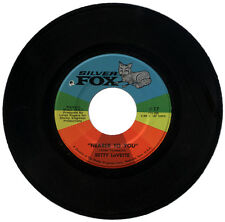 """BETTY LaVETTE  """"NEARER TO YOU c/w HE MADE A WOMAN OUT OF ME"""" KILLER SOUL LISTEN!"""