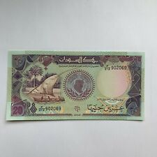New listing Sudan Banknote - 20 Pounds - Free Shipping