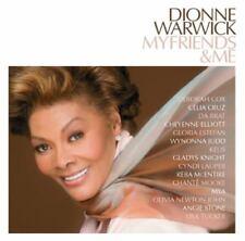 Warwick, Dionne - My Friends & Me GLORIA ESTEFAN / KELIS / MYA CD NEU
