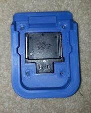 18 volt Makita li-ion adapter ABS blue for 18, 19.2 & 20 v lion nicad!