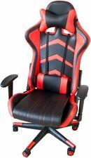 NATIV Gaming-Stuhl, Gamerstuhl, Bürostuhl Computerstuhl Drehstuhl Kunstleder
