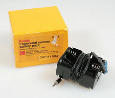KODAK EKTASOUND CAMERA BATTERY PACK D164 W/ORIGINAL BOX