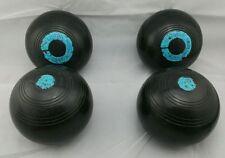 Set of 4 HENSELITE Supergrip Bowls - size 5