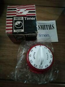 Smiths Vintage 1 Hour Timer