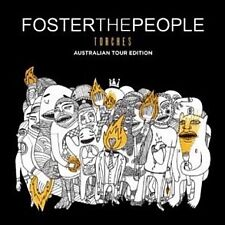 Foster the People Torches 2CD tour Edition    CD33